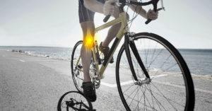 Γόνατο του ποδηλάτη