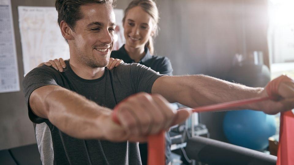 Αθλητική φυσικοθεραπεία και διατροφή
